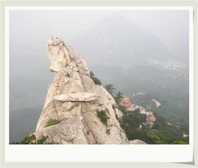 放松——记湖北省麻城龟山行(组图) - 深秋 - 深秋的故事的博客
