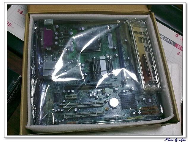 联想Intel 945GC主板电源 音频跳线 DIY安装技巧详解图片